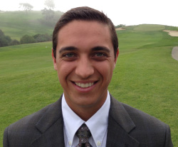 Albert Joshua Corral, Assistant Golf Professional/Instructor