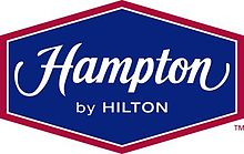 Hampton by Hilton logo